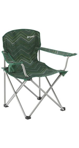 Outwell Woodland Hills Folding Chair green